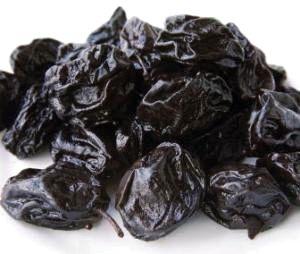 Чорнослив - калорійність, скільки калорій в чорносливі