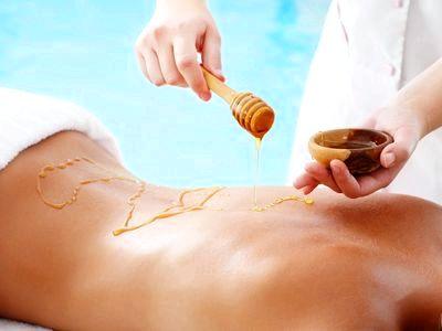 Медовий масаж в домашніх умовах