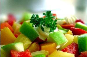 Вегетаріанська дієта для схуднення