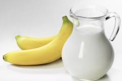 Дієта на бананах і кефірі