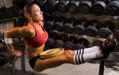 Тренажерний зал вправи для дівчат