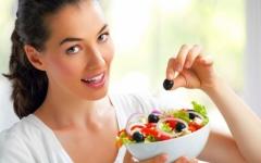 Швидкі дієти за тиждень