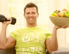 Меню дієти для спортсменів