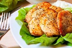 Дієтичні рецепти з курячої грудки