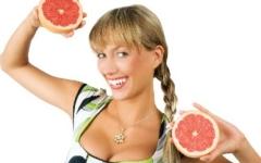 Грейпфрутова дієта