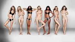 Результати дієти моделей