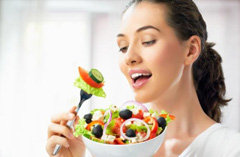 Як почати правильно харчуватися