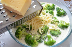 Калорійність брокколі в різних стравах
