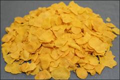 Калорійність кукурудзяних пластівців