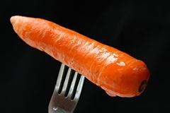 Скільки калорій в морквині