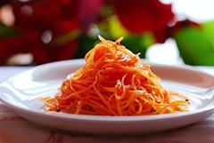 Калорійність морквина