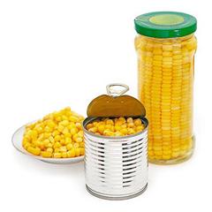 Калорійність консервованої кукурудзи