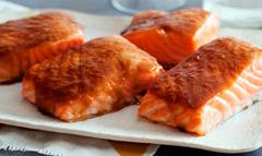 Калорійність лосося