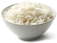 Скільки калорій в рисі вареному