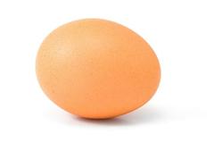 Калорійність яйця вареного круто
