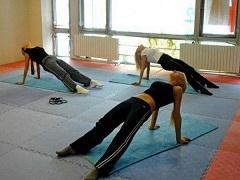 Фітнес вправи для жінок