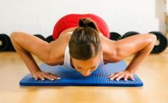 Фізичні вправи для грудей