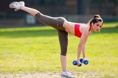 Комплекс вправ для м'язів ніг