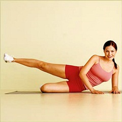 Вправи для зміцнення м'язів ніг