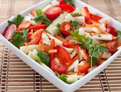 Низькокалорійні салати