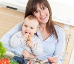 Раціон харчування після пологів