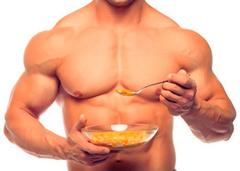 Правильне харчування для м'язів