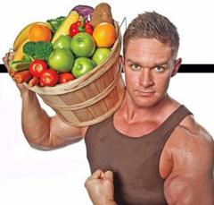 Правильне харчування для росту м'язів