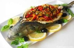 Дієтичні страви з риби