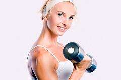 Силові вправи для схуднення