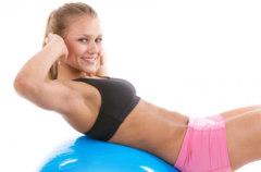 Вправи для талії і живота