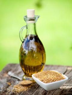 Застосування лляного масла для схуднення