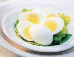 Яєчна дієта на 2 тижні