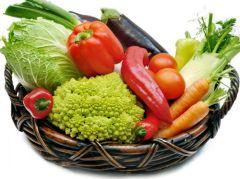 Овочі в харчуванні людини