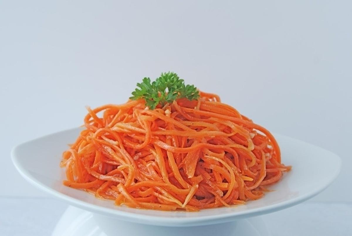 Как сделать салат морковь по-корейски рецепт
